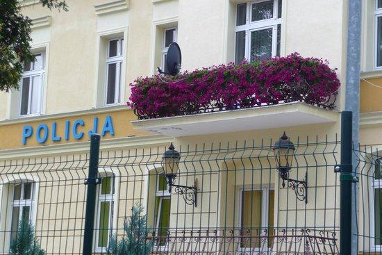 Hotel Ilf : Гламурная Польская полиция