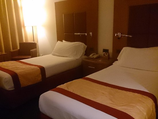 Crowne Plaza Venice East-Quarto d'Altino : ツインのお部屋