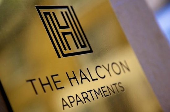 The Halcyon Hotel : Halcyon Apartment Detail