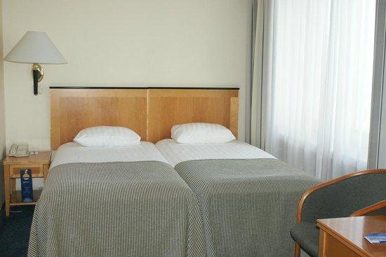Radisson Blu Daugava Hotel, Riga: La nostra camera
