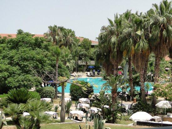 Fiesta Hotel Garden Beach : vue le da chambre