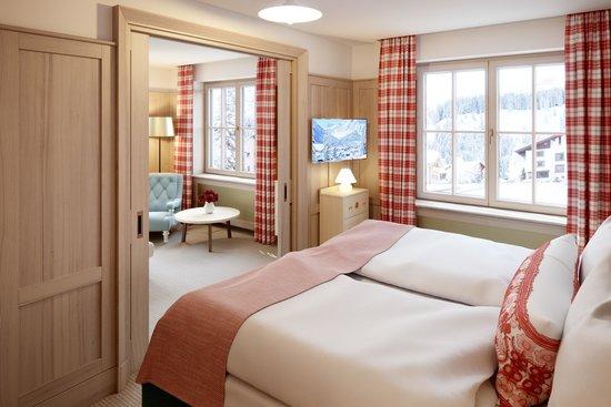 Hotel Schmelzhof: Schneeflocken-Suiten bieten Familien genügend Platz