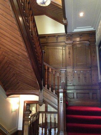 The Bonham: Stairs