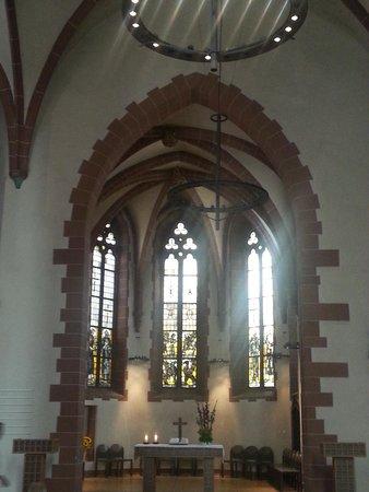 Alte Nikolaikirche: altar