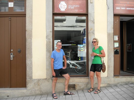 Bike tours Portugal   City Tours   Bike rental   Fold n: Walking tour Oportodowntown
