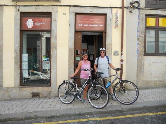 Bike tours Portugal | City Tours | Bike rental | Fold n