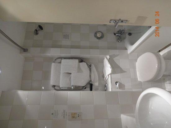 Holiday Inn Birmingham M6, Jct. 7: バスルーム
