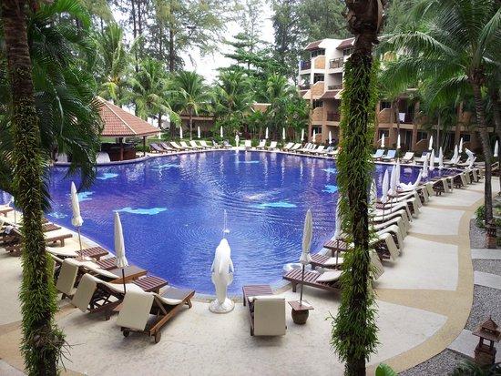 BEST WESTERN Premier Bangtao Beach Resort & Spa: Vue de notre suite