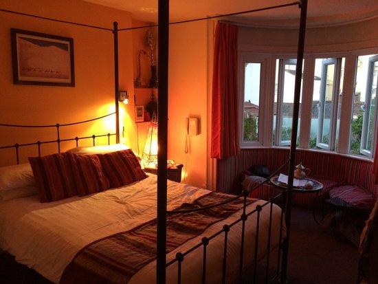 Sea Spray Boutique Hotel: Our bedroom