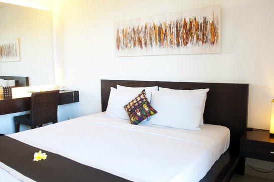 Villa Diana Bali: Our standard room