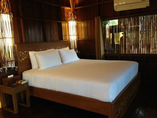 The Place Luxury Boutique Villas : ベットルーム