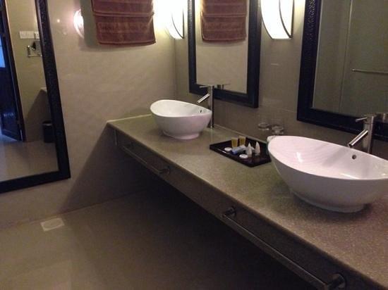 Eden Village Kendwa Beach Resort: il bagno