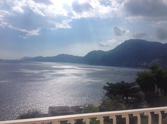 Hotel Tramonto d'Oro: The wonderful view
