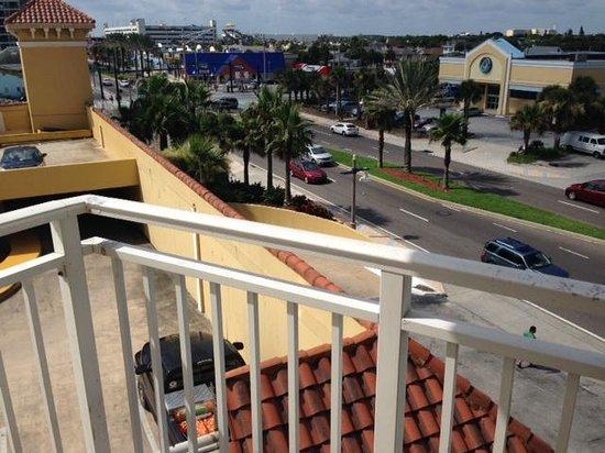 Plaza Resort & Spa: Oceanview Room