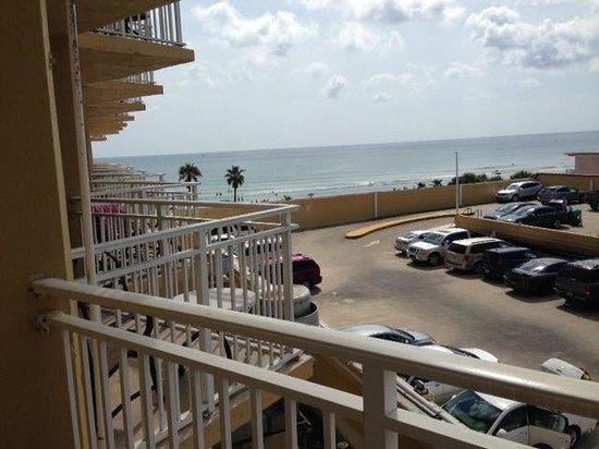 Plaza Resort & Spa: Oceanview Room - Water view