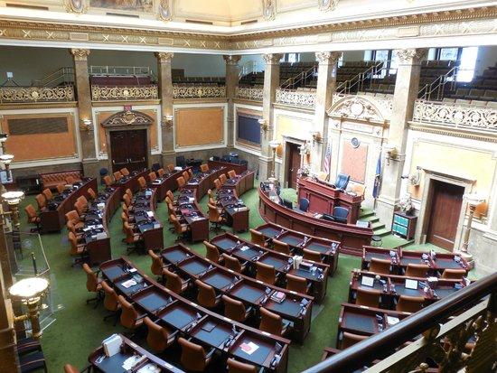 Utah State Capitol: House of Representatives