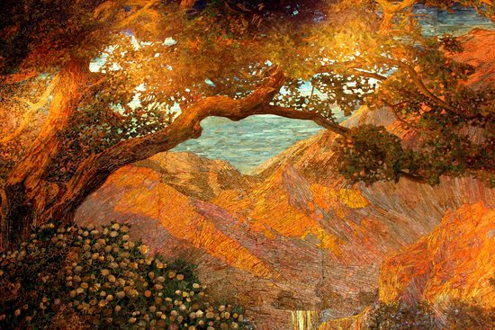 Dream Garden Glass Mosaic