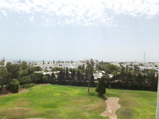Marhaba Palace Hotel: view from 315