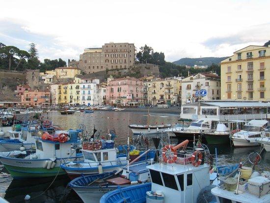 Ristorante Bagni Delfino: The other view