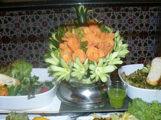 Sunrise Select Garden Beach Resort & Spa: морковка