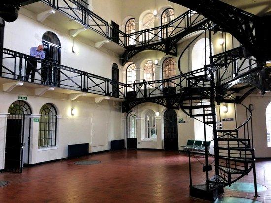Crumlin Road Gaol: Gaol.