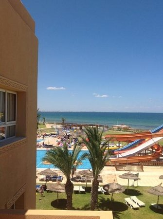 Skanes Family Resort: slides and pool were great
