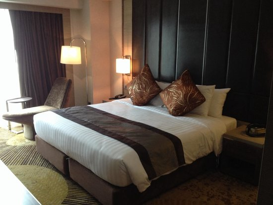 Grand Swiss Sukhumvit 11 by Compass Hospitality: Grand premium room