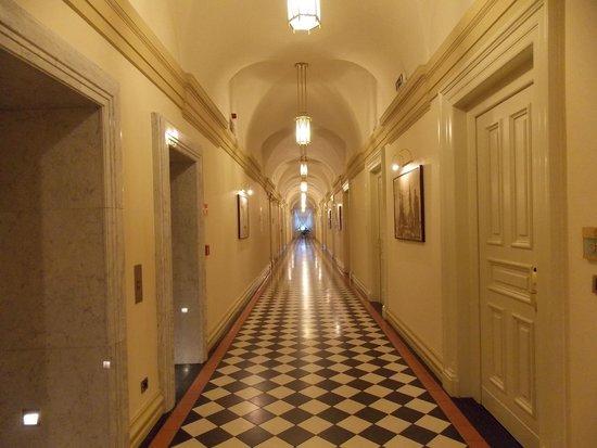 Boscolo Prague, Autograph Collection: Corridor