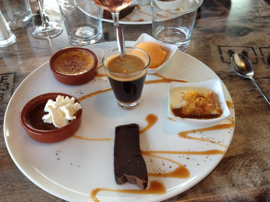 Les Boucaniers : Café très gourmand !