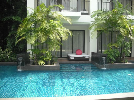 The Chill Resort & Spa, Koh Chang: View on the room