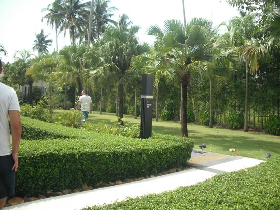 The Chill Resort & Spa, Koh Chang: The garden