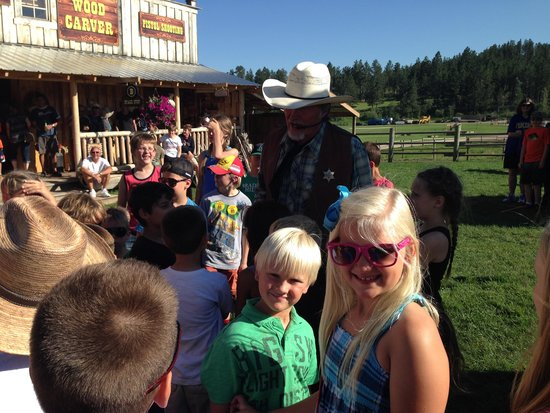 The Circle B Ranch Chuckwagon Suppers and Western Music Show: The Posse