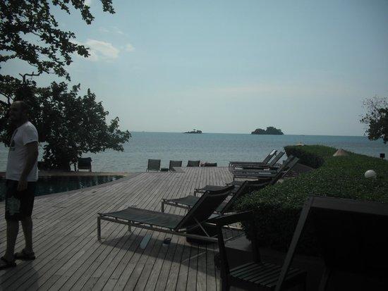 The Chill Resort & Spa, Koh Chang: beach