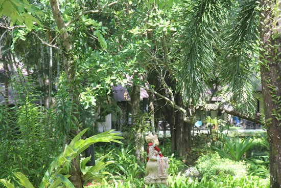 Ramayana Koh Chang Resort : Территория
