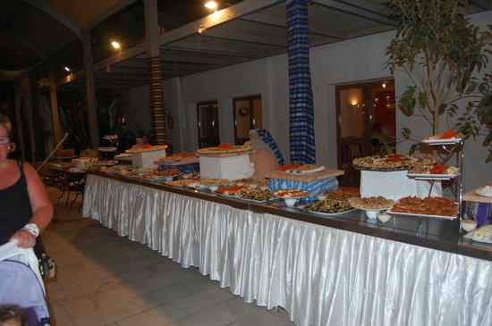 Club Med Djerba la Douce: Buffet