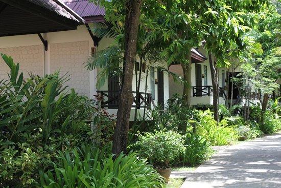 Ramayana Koh Chang Resort : Домики