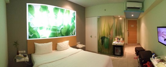 EDEN Hotel Kuta Bali - Managed by Tauzia: Pool Access Room 2143