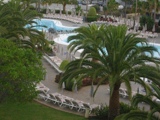 Hotel Riu Arecas: Piscina