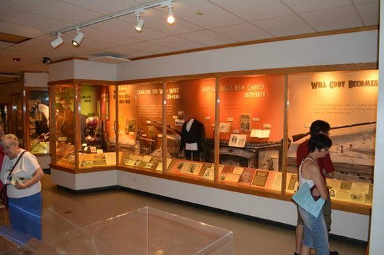 Buffalo Bill Grave and Museum: Inside the museum