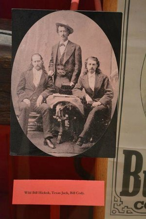 Buffalo Bill Grave and Museum: From the museum