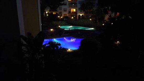 Alanda Club Marbella: VISTA DESDE LA HABITACION