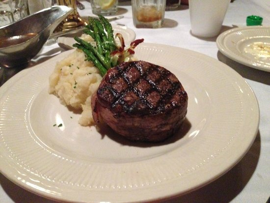 Rebecca's At The Lodge : Filet