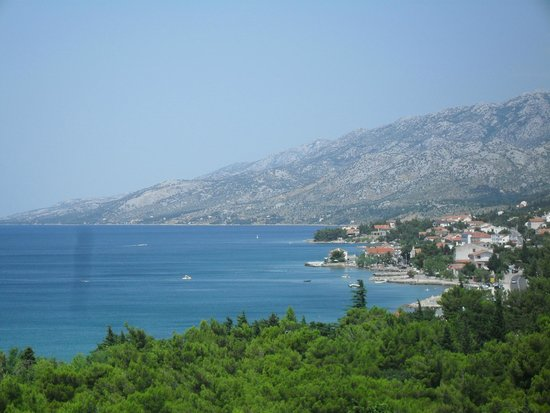 Bluesun Hotel Alan: Velebit-hg