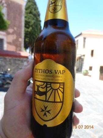 Rhodes : родосское пиво