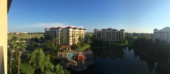 Floridays Resort Orlando: View from the room