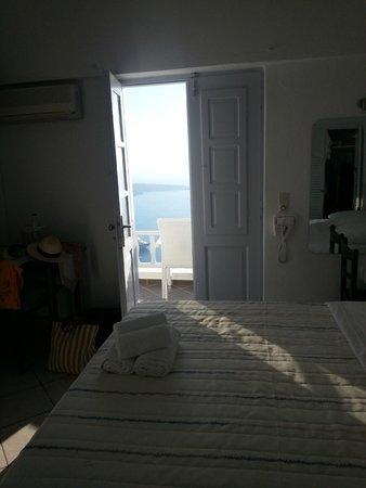 Santorini View: Inside Room