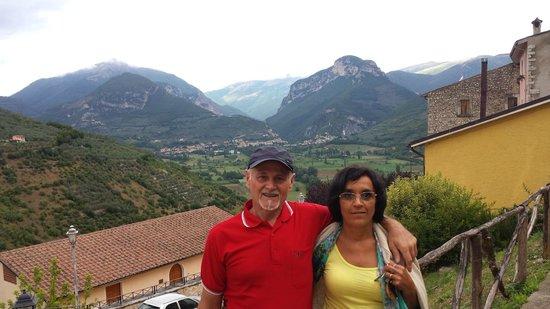Albergo RoccaRanne : foto panoramica esterna,bellissimo posto
