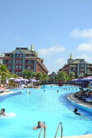Siam Elegance Resort & Spa: l'hôtel