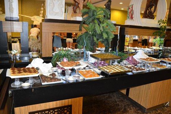 Siam Elegance Resort & Spa: restaurant principal