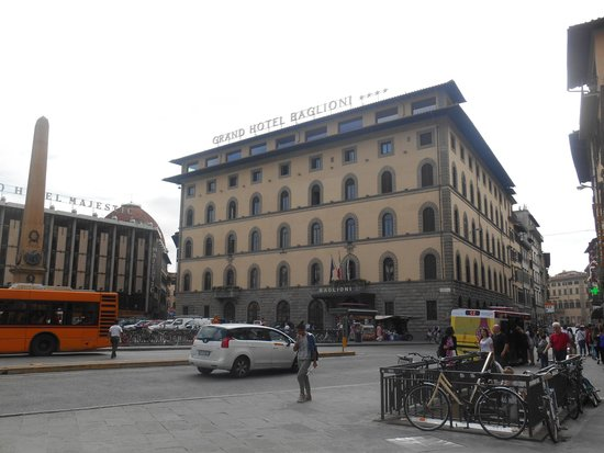 Grand Hotel Baglioni Firenze: Hotel